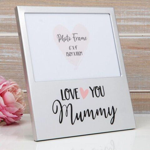 Love You Mummy Photo Frame