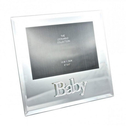 Glass Baby Frame