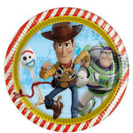 Toy Story 4 Paper party Plates - 23cm