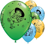 Toy Story 4 Balloons Pack of 6