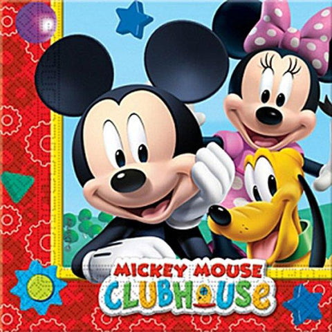 Mickey Mouse Napkins 33cm
