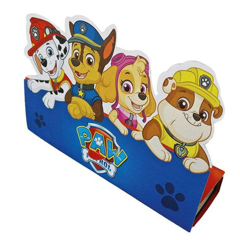 Paw Patrol Invitations pack of 8