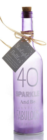 40 Starlight Bottle
