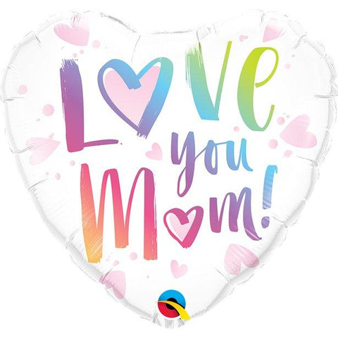 "Love You Mum - 18"" Foil"