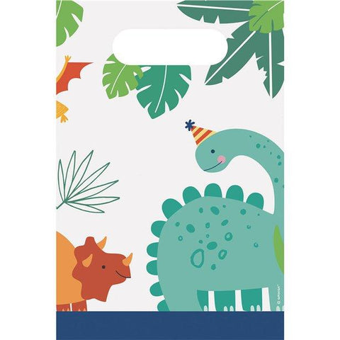 Dino-Mite Paper Party Bags