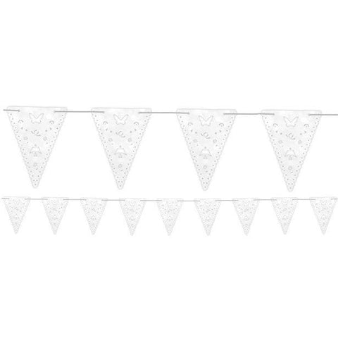 Holy Communion Pearl Bunting