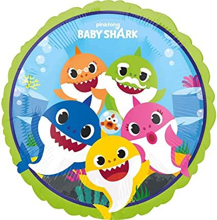 "Baby Shark 18"" Foil Balloon"