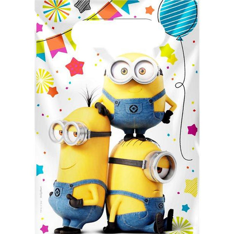 Minions Paper Lootbags