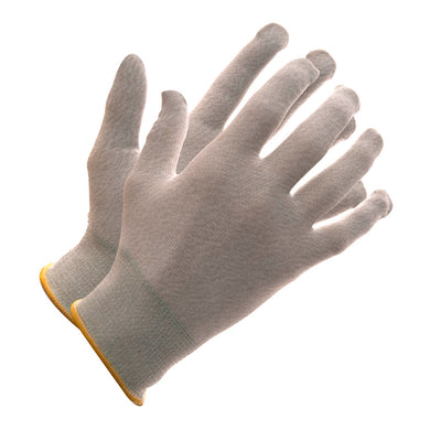 Latex Coated Cotton Work Glove - Medium