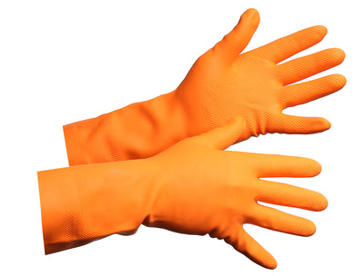 Ansell Orange Heavyweight Canner's Glove