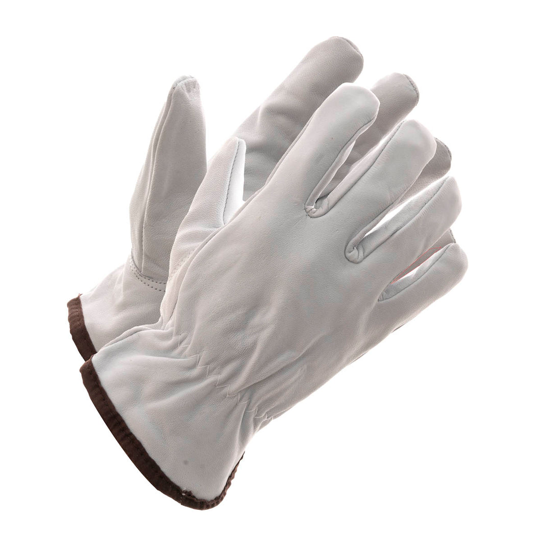 Unlined Goatskin Driver's Glove Large
