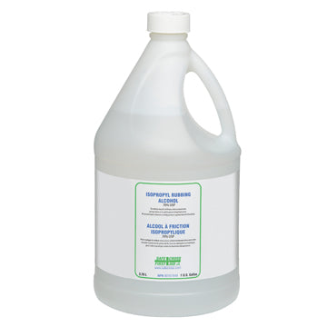 Alcohol Isopropyl Rubbing Compound, 4 L
