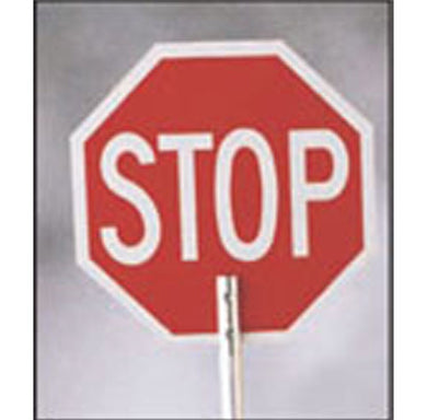 Stop Paddle Sign