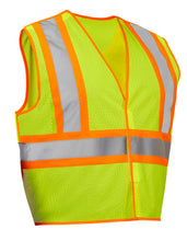 Load image into Gallery viewer, Econo, Mesh, 5 Point Tear-Away  Pack of 10 vests Per Case