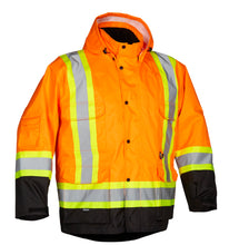 Load image into Gallery viewer, Wm Safety 4-in-1 Ripstop Parka