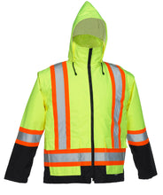 Load image into Gallery viewer, Hi Vis 5-in-1 Parka