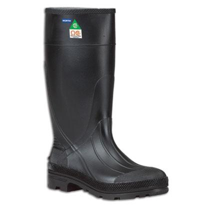 Servus® Prm Ii™ Pvc, Steel Toe And Steel Midsole Boot