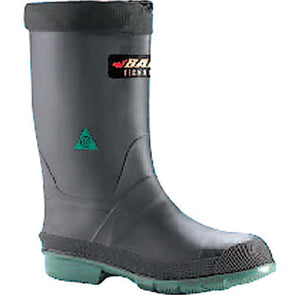 Baffin Hunter Black/ Green St&P Boot