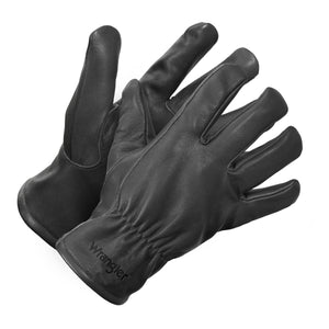 Men's Wrangler Sheepskin Leather Driver's Gloves