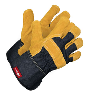 Men's Wrangler Split Leather Fitters Glove