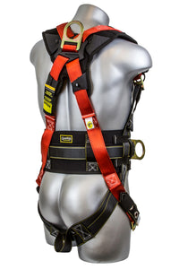 Seraph Const Harness-m/l With Side D-rings