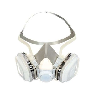 3M™ Dual Cartridge Respirator Assembly