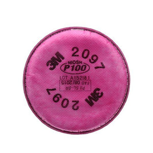 3M P100 Particulate Filter w nuisance level organic vapor relief
