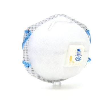 3M™ Particulate Respirator 8577, P95 w/Nuisance Level Organic Vapor Relief