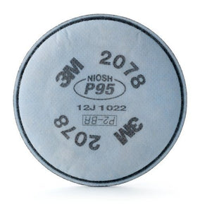 3M P95 Particulate Filter w nuisance level acid gas relief