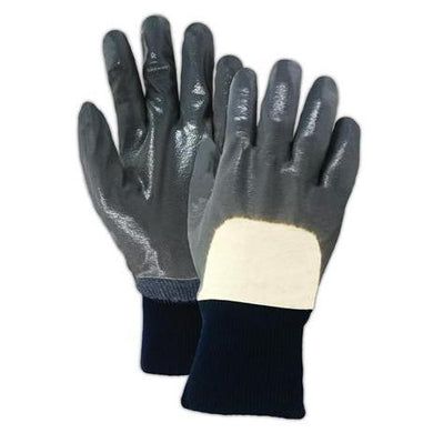 SHOWA Best Glove Nitri-Flex 4000P Nitrile Palm Coated Gloves