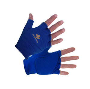 Fingerless Four-Way Stretch Polycotton Glove Liner 501-00