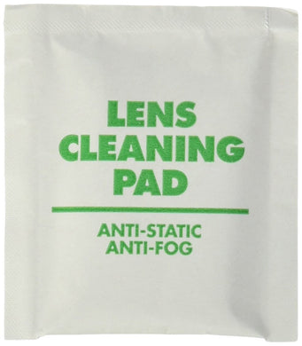 Allegro Lens Cleaning Wipes, 100 per box