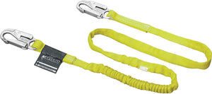 Miller Manyard Shock-Absorbing Lanyards - 5-Ft