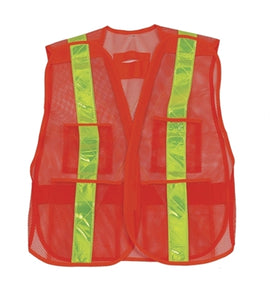 Open Mesh 5pt Tear-Away Vest