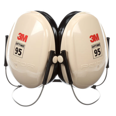 3M™ Peltor™ Optime 95 Behind-the-Head Earmuffs