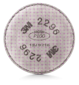 3M Advanced Particulate Filter 2296, P100 Respiratory Protection