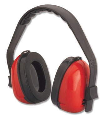 North Hornet Head Band Ear Muff - 029-EM2175