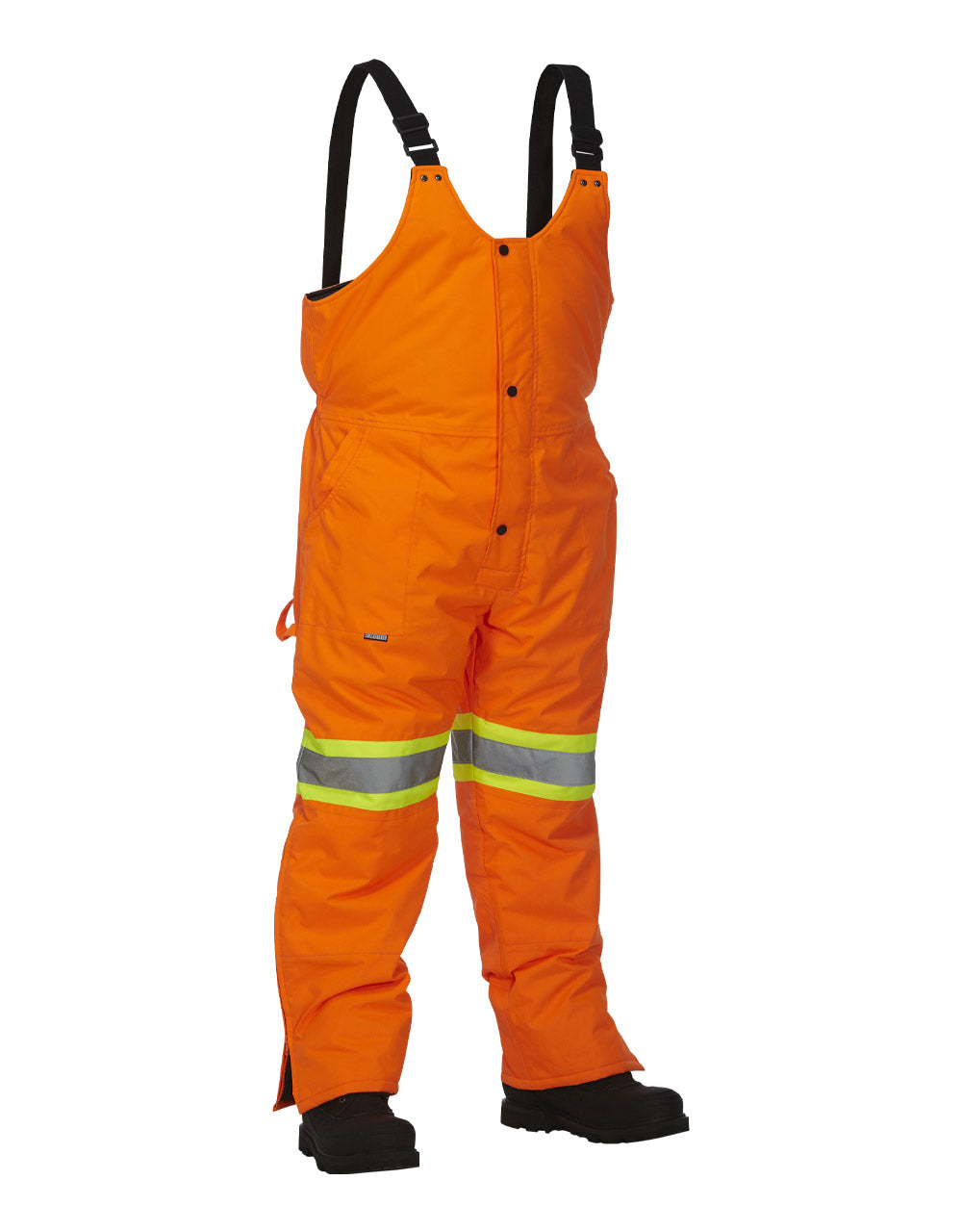 Lined Winter Safety Overall