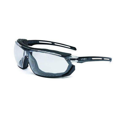Honeywell S4040 Uvex Tirade Sealed Safety Eyewear, Clear Anti-Fog