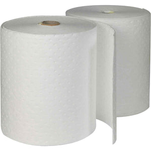 "Oil Absorbent Roll, 19""X144' - 2 Rolls"