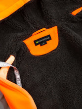 Load image into Gallery viewer, Hi Vis Canvas Safety Work Jacket with Sherpa Liner