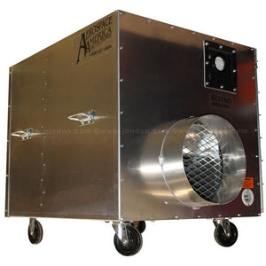 "Aeroclean 2000 ""ECONO"" Negative Air Machine #9143"