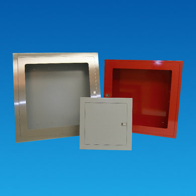 Fire Hose Cabinet 30X30 - 032-R-124-R