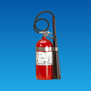 10 pound Class C Fire Extinguisher - 032-10CO2