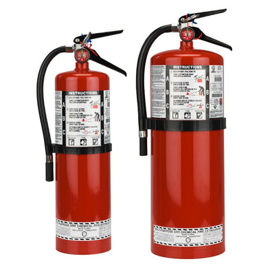 10 pound Class ABC Fire Extinguisher