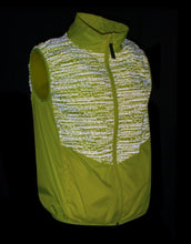 Load image into Gallery viewer, Enhanced Visibility Running Vest - Hi Vis Safety