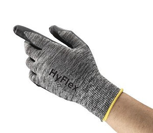 Hyflex Foam, Black/kw