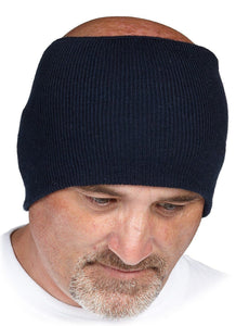 Navy Blue Acrylic Hard Hat Liner - Hi Vis Safety