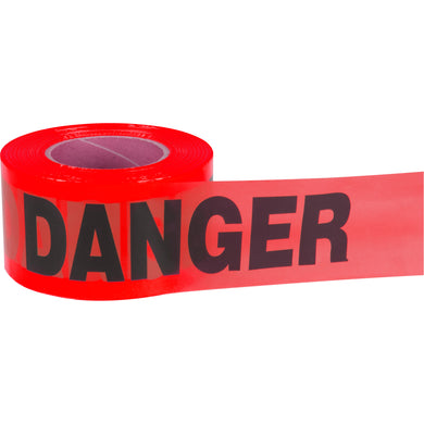 Red Danger Tape