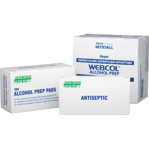 Alcohol Antiseptic swabs